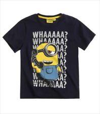Magliette , maglie e camicie neri per bambini dai 2 ai 16 anni Taglia 11-12 anni