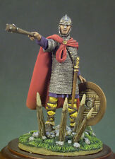 ANDREA MINIATURES SM-F28 - FRANKISH WARRIOR 850 a.D - 54mm WHITE METAL