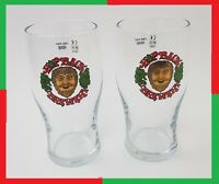 ~~2X HOP BACK BREWERY PINT BEER GLASSES DOWNTON WILTSHIRE