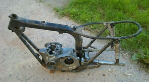 Truimph TR6C 1972 Frame and Crankcases – Matching numbers