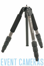 Slik Pro 624 CF 4-Section Carbon Fiber Tripod    MPN: 611-615