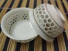 2PCS Chinese Small Tea Bowl China's transparent cup