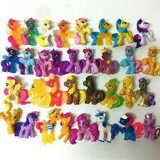random 20pcs Lot My Little Pony Party Friendship Is Magic MLP Figure Baby Toy