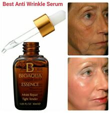 NO-1 ANTI WRINKLE FACE LIFTING & FIRMING SKIN GLOWING SERUM WITH HYALURONIC ACID