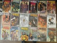 Doom Patrol Issues 1-22 Plus 5 Issues From Grant Morrison Run