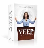 VEEP - COMPLETE SERIES SEASONS 1 2 3 4 5 6 & 7 *BRAND NEW DVD BOXSET***