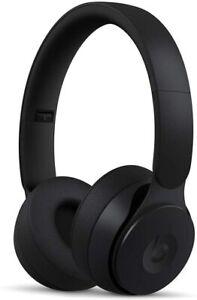 Beats By Dr. Dre Solo Pro Black Noise Cancelling Wireless On Ear Headphones