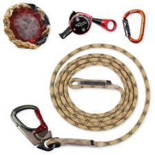 Tree Climber Flipline ART Positioner 2 Swivel,10.5mm R.I.N.G.Flipline,10ft kit
