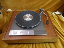GARRARD 401 TURNTABLE, sme 3009, shure v15 mint in plinth