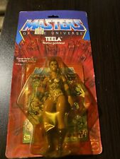 Vintage 1983 Teela He Man Masters Of The Universe MOTU NIB