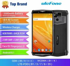 Ulefone Power 5 6GB+64GB,4g 4x Cameras,Face ID, Android 8.1,Wireless Charge, UK