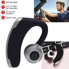 Stereo Bluetooth Headset Wireless Earpiece For iPhone Huawei Nokia Oneplus Moto