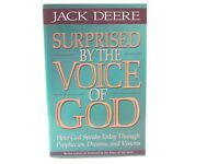 Very Good! Surprised by the Voice of God: by Jack Deere (PB)
