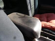 FORD ESCAPE ZD BLACK LEATHER CONSOLE LID