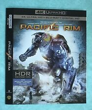 PACIFIC RIM, PAN, PITCH PERFECT, POWER RANGER, POST ... 4K Blu ray slipcover