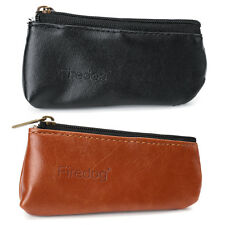 Portable PU Leather Cigarette Tobacco Pipe Pouch Purse Case Bag Holder New
