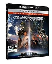TRANSFORMERS: L'ULTIMO CAVALIERE  BLU-RAY 4K ULTRA HD+B