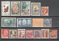 S2227 - ALGERIA 1966 - LOTTO DIFFERENTI EMESSI DEL PERIODO - VEDI FOTO