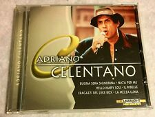 VERY RARE ADRIANO CELENTANO EURO POP DISCO CD (LASERLIGHT DIGITAL)  GERMANY