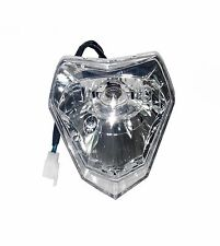 Lens KTM Head Light Lamp OZ-USA® Supermoto Dual Sport 200 250 300 450 530 XC EXC