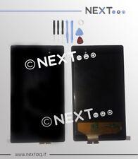 SCHERMO ASUS GOOGLE NEXUS 7 ME571K NERO 2° Gen + kit riparazione