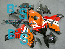 Orange Glossy INJECTION Fairing Fit HONDA CBR1000RR 2009 2010 2008-2011 15 A2