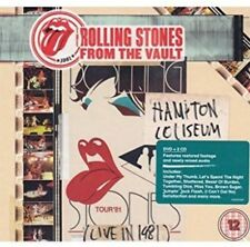 The Rolling Stones - From The Vault - Hampton Coliseum - Live In 1981 [CD]