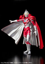 Bandai ULTRA-ACT Ultraman Zoffy and Brothers' Mantle - Complete