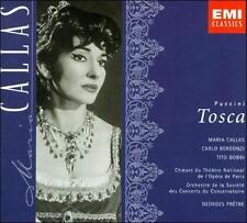 Puccini: Tosca complete opera with Maria Callas, Carlo Bergonzi, Tito Gobbi, G