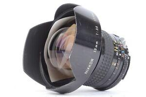 Nikon Ai NIKKOR 15mm f/3.5 Manual Focus Ultra-Wide-Angle Lens  #P7362
