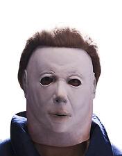 Halloween Mask, Mens Michael Myers Deluxe Overhead Mask