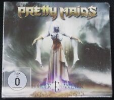 Pretty Maids - Louder Than Ever (2014, Frontiers) New Sealed CD + DVD