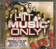 2 CD COMPIL 33 TITRES--NRJ HIT MUSIC ONLY 2006--MADONNA/SEAN PAUL/POKORA/BLUNT