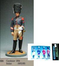 q Le Cimier 54 mm - Carabinier (1804-1810)