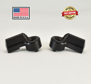 LugusMFG Extended Safety Selectors - Walther P22 - Aluminum 6061 Hard Anodized