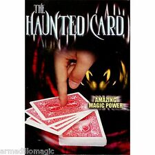 The Haunted Card - Deck Cuts Itself To Selected Card - Magic Trick