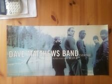 Dave Matthews Band Everyday-2/27/01 Promo Poster With Album Release Date