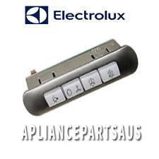 ELECTROLUX RANGEHOOD 4055040804 SWITCH PUSH BUTTON CONTROL ASSEMBLY EFC9460X/A 9
