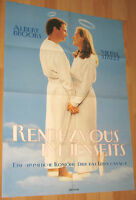 "Rendezvous im Jenseits ""Defending your life"" Filmplakat / Poster A1 ca 60x84cm"