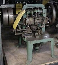 Cable Chain Machine - Bench Model - Wire Size: .015 - Set Up For Jump Rings