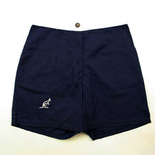 AUSTRALIAN L'ALPINA Ladies Vintage 80s Tennis Skirt Shorts Navy Casuals UK 10 S