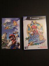 Super Mario Sunshine (GameCube, 2002) Complete Collectable Condition