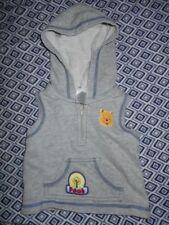 Winnie-the-Pooh Boys 0-3 M Sleeveless Hoodie Vest