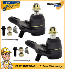 2 Front Lower Ball Joints For Rav4 Prius Corolla Toyota Prizm Left & Right Pair