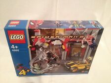 Lego Spider-Man 4860 Doc Ock's Cafe Attack NEUF 1 édition