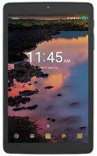 "Alcatel A30 9024W 8"" 16GB Black (T-Mobile) Android Brand New Sealed Tablet"