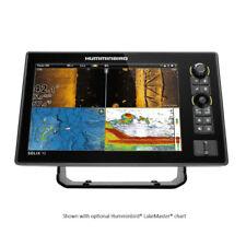 Humminbird Barca Marino Solix 10 Chirp Mega Si GPS Combo 410490-1