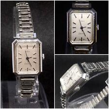 Rare Vintage Timex Electric Rectangular Face Watch