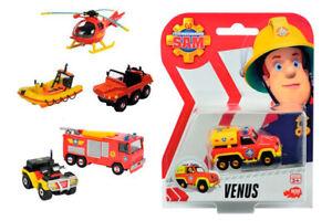 Feuerwehrmann SAM Einsatzfahrzeug Venus Wallaby Mercury Jupiter Neptune Hydrus