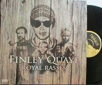 FINLEY QUAYE ~ Royal Rasses ~ VINYL LP
